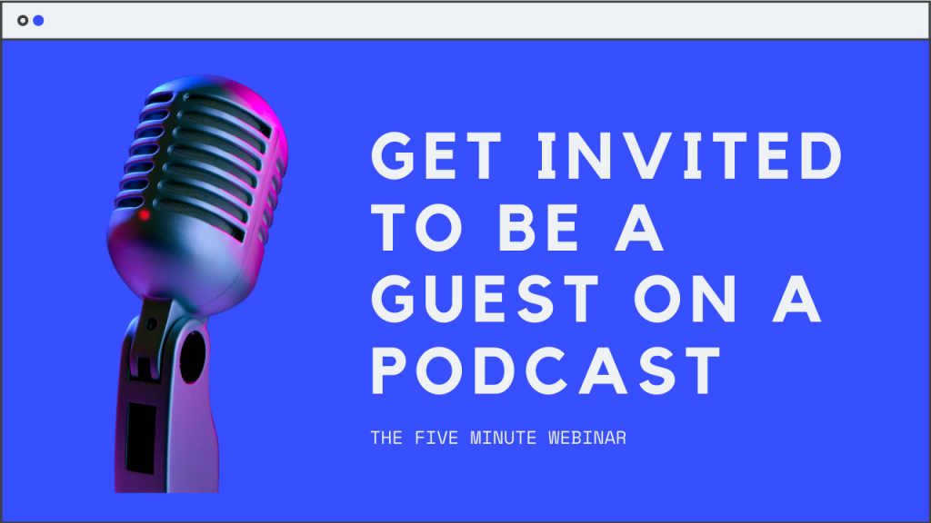 podcast invitation