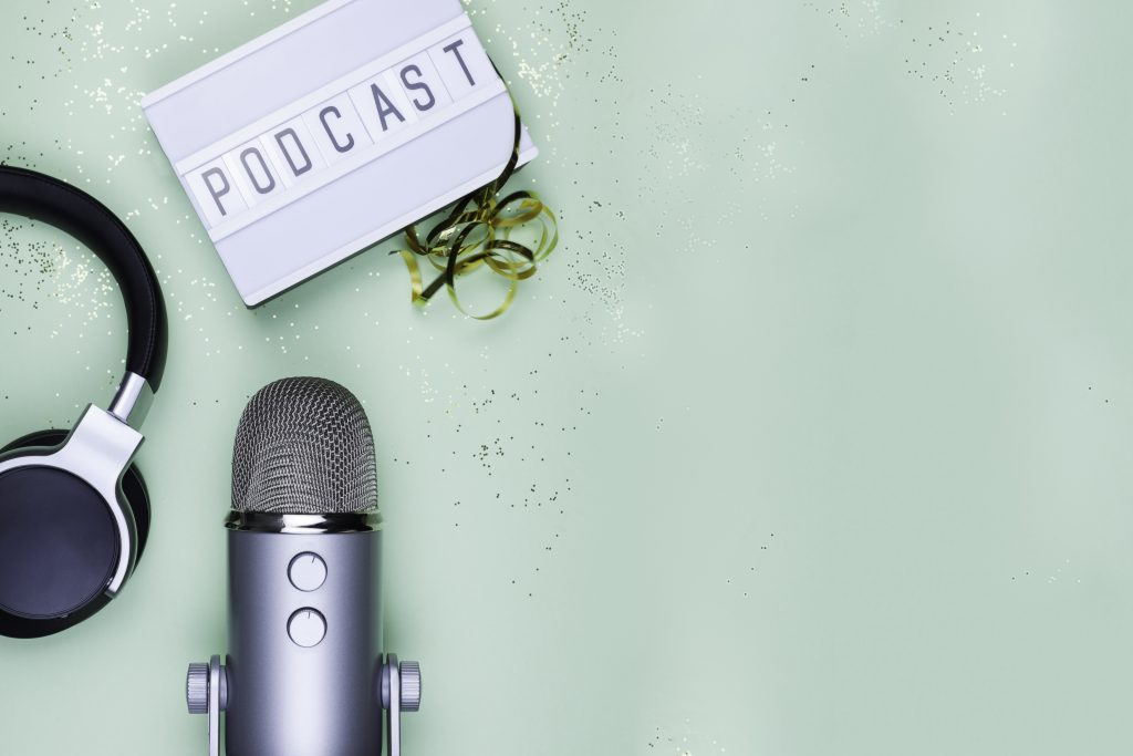 how to promote a podcast